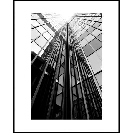 Jacek Durski, sprzedaż fotografii artystycznej – Architektura – Düsseldof, Szklane domy 02