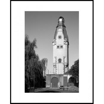 Jacek Durski, sprzedaż fotografii artystycznej – Wieża ciśnień – szpital Chorzów