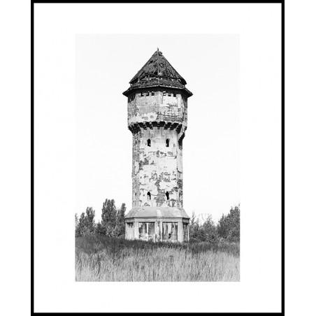 Jacek Durski, sprzedaż fotografii artystycznej – Wieża ciśnień – Huta Uthemanna