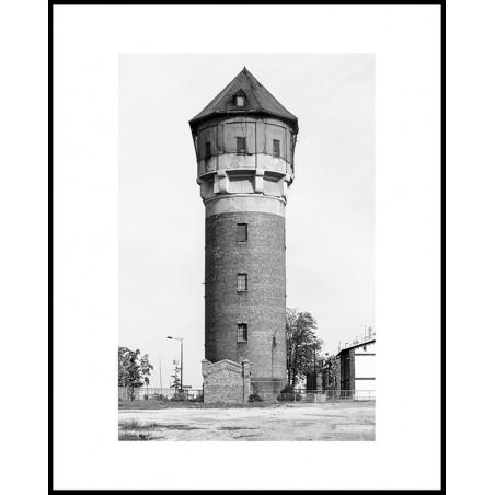 Jacek Durski, sprzedaż fotografii artystycznej – Wieża ciśnień – KWK Katowice