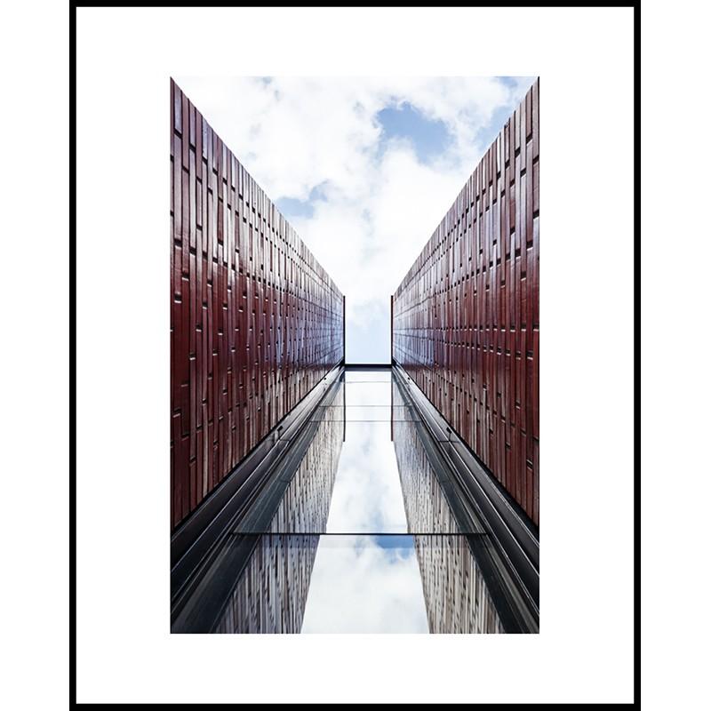 Jacek Durski, sprzedaż fotografii artystycznej – Architektura – Podróż w nieznane (NOSPR Katowice)