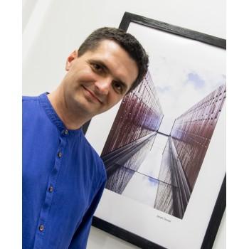 Jacek Durski, sprzedaż fotografii artystycznej – Architektura – Podróż w nieznane – na wystawie w ZPAF Katowice
