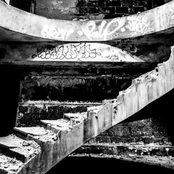 Jacek Durski, sprzedaż fotografii artystycznej – Miejsca zapomniane  – Schody