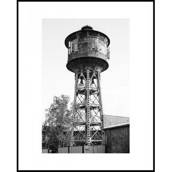 Jacek Durski, sprzedaż fotografii artystycznej – Wieża ciśnień – Katowice Nikiszowiec