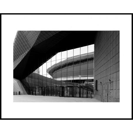 Jacek Durski, sprzedaż fotografii artystycznej – Spodek, Faktury 01