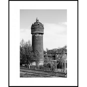 Jacek Durski, sprzedaż fotografii artystycznej – Wieża ciśnień – Świętochłowice