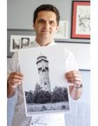 Jacek Durski – Sprzedaż fotografii artystycznej – Wieże ciśnień
